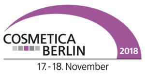 Cosmetica Berlin 2018 Logo